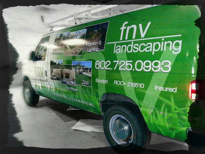 commercial vehicle wrap in Phoenix