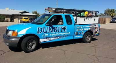 business vehicle wrap for truck
